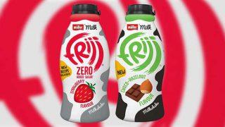 New Muller Frijj milkshakes