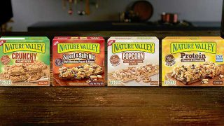 Nature Valley range