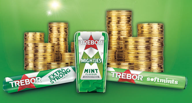 Trebor Mints