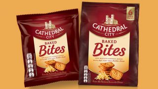 New Cathedral City Bakes Bites packs