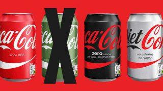 Coke range
