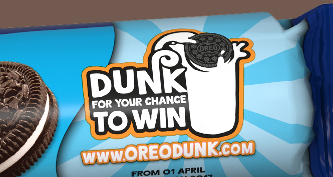 Dunk for your chance to win