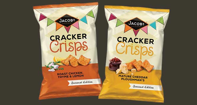 Jacob's Cracker Crisps