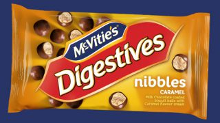 McVitie's Digestive Nibbles