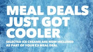 Meal Deals just got cooler