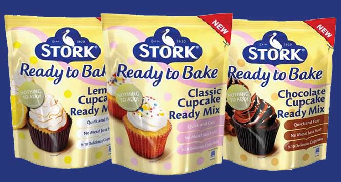 Stork Ready to Bake Cupcake Mixes