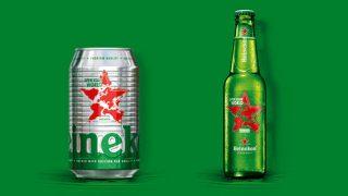 Heineken 'Open your world' packs