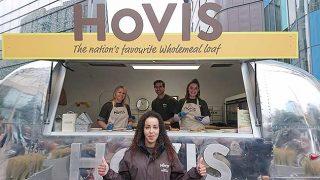 Hovis mobile bakery
