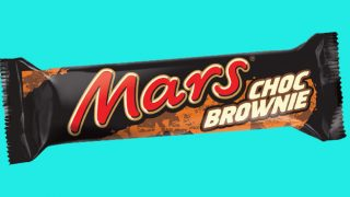 Mars Choc Brownie