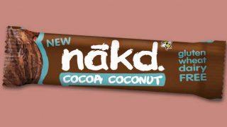 Nakd Cocoa Coconut bar