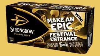 Strongbow 10-pack