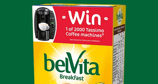 Belvita biscuits pack