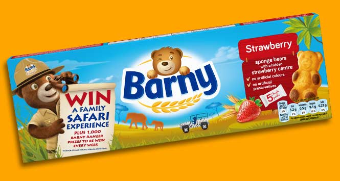 Barny biscuits