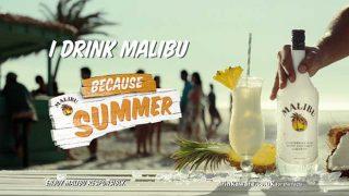 Malibu TV ad endframe