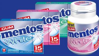 Mentos gum
