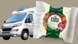 Pork Farms pork pie