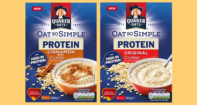 Oats So Simple Protein Sachets