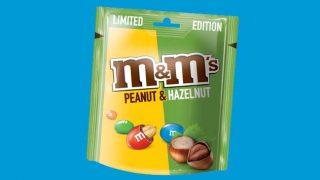 Peanut & Hazelnut M&Ms
