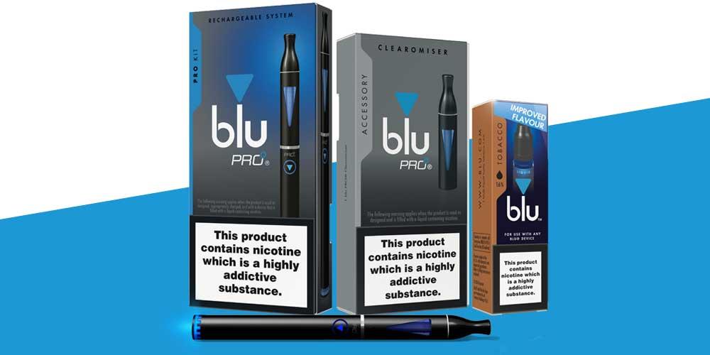 blu ecigs range