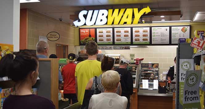 Spar Leven Subway