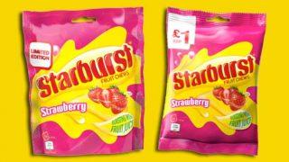 Starburst Strawberry