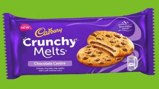 Cadbury Crunchy Melts