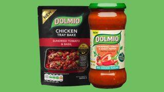 Dolmio Chicken Tray Bake and Tomato Sauce