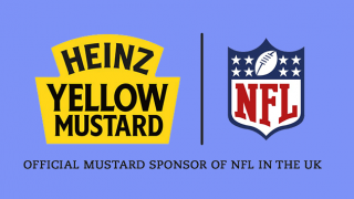 Heinz Yellow Mustard label