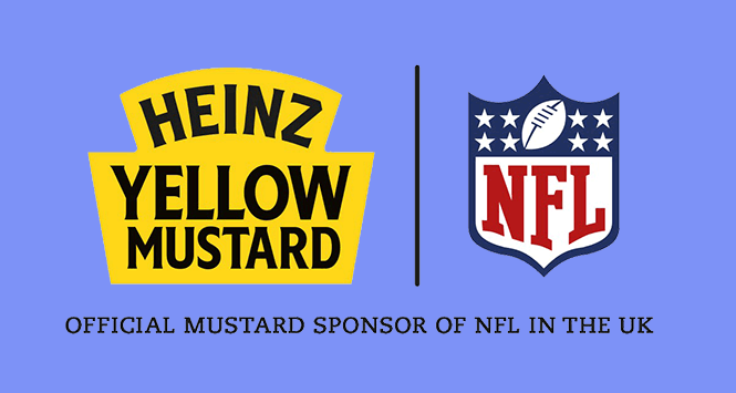 Heinz Yellow Mustard label
