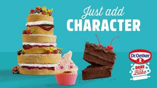 Dr. Oetker's talking cakes