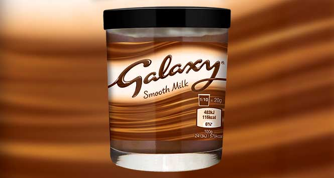 Galaxy Spread