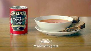 Heinz Soup advert