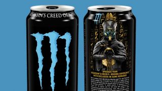 Monster Assassin's Creed cans
