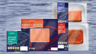 Nisa's fresh fish range