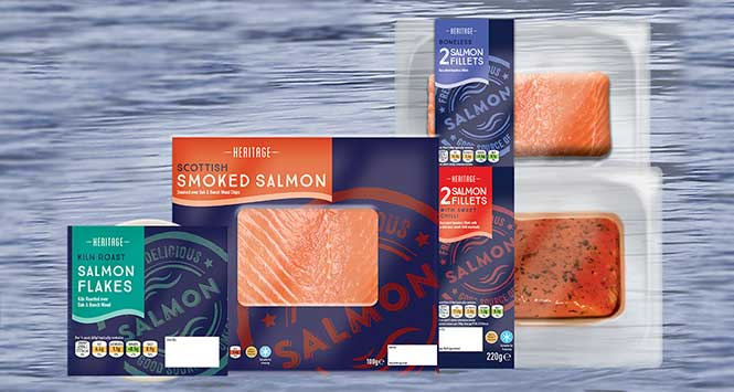 Nisa's fresh fish range