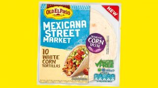 Old El Paso White Corn Tortillas