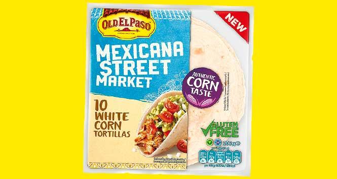 Old El Paso White Corn Tortillas