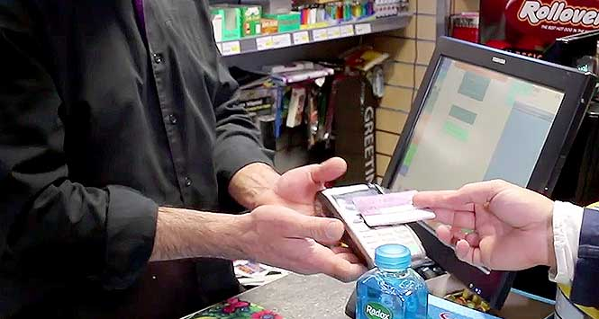 Payzone contactless payment