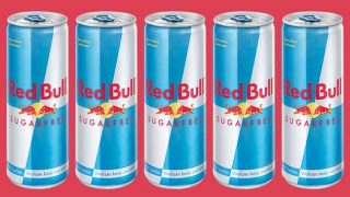 Red Bull sports and energy drinks