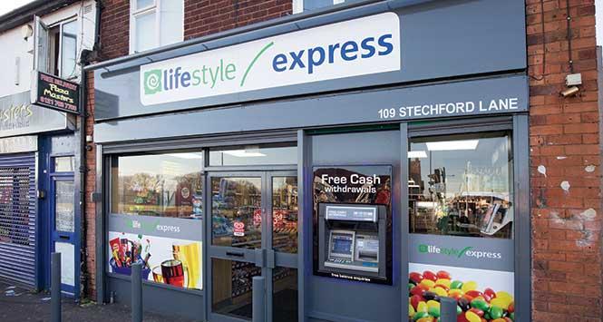 Lifestyle Express fascia
