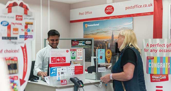 Post Office fascia