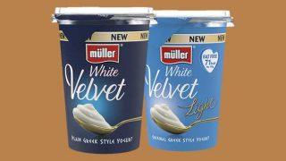Muller White Velvet