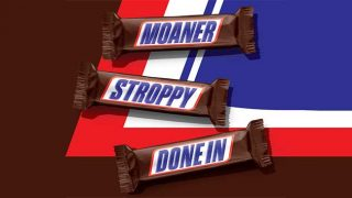 Snickers bars