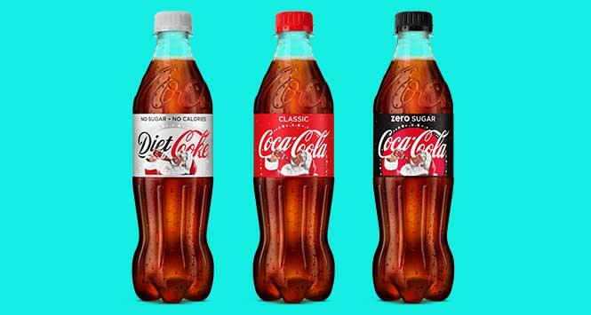Coca Cola Christmas Bottle.Coca Cola Commences Christmas Countdown Scottish Local