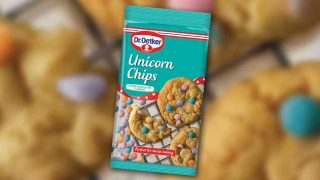Dr Oetker unicorn chips