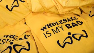 Women in Wholesale bags