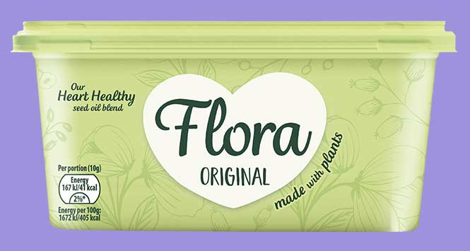 New Flora pack