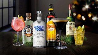 Pernod Ricard premium spirits