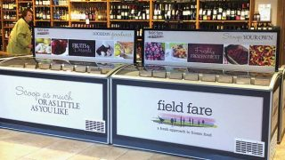 Field Fare freezers