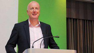 John Mills speaks at Lifestyle Express supplier briefing